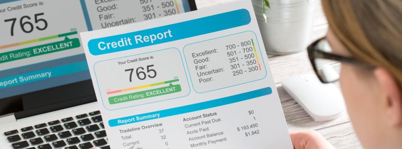 credit rating score