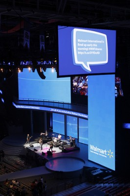 Walmart 2011 shareholders meeting