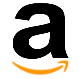 Artist's rendition of an Amazon.com logo.