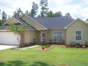 Home for sale in Gautier, Mississippi.